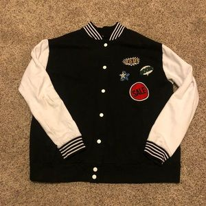 Asos maternity sports jacket